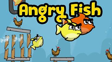Игра Angry Fish