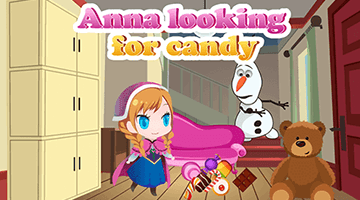 Игра Anna Looking For Candy