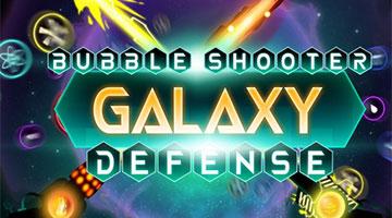 Игра Bubble Shooter Galaxy Defense
