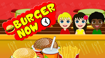 Игра Burger Now