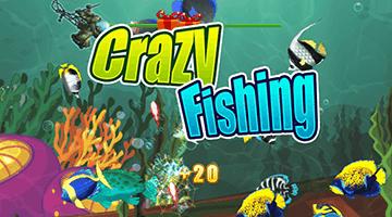 Игра Crazy Fishing