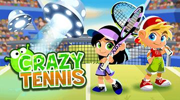 Игра Crazy Tennis