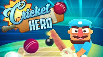 Игра Cricket Hero