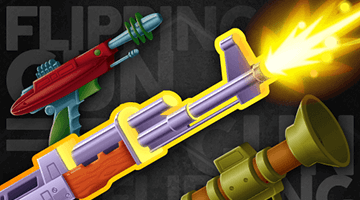 Игра Flipping Gun Simulator