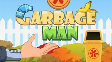 Игра Garbage Man