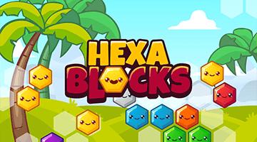 Игра Hexa Blocks