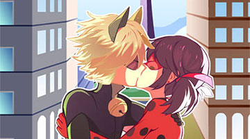 Поцелуй чудесного героя