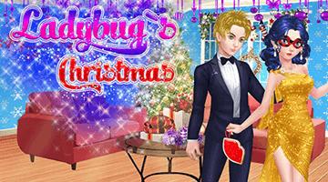 Игра Ladybug's Christmas