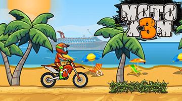 Игра Moto X3M Bike Race