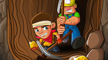 Игра Nugget Seeker Adventure