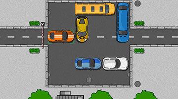 Игра Parking Block