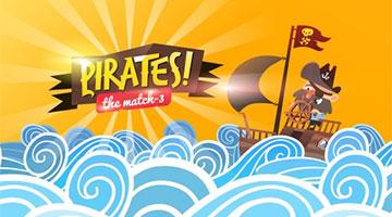 Игра Pirates! The Match 3
