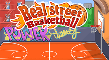 Игра Real Street Basketball