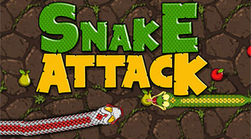 Игра Snake Attack