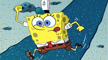 Игра SpongeBob Going To Work
