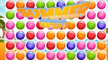 Игра Summer Match 3