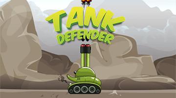 Игра Tank Defender